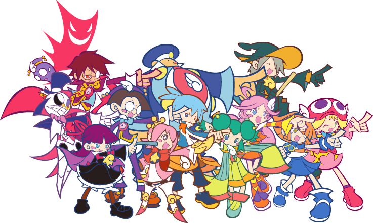 Photo of A Puyo Puyo stage play is coming to Japan
