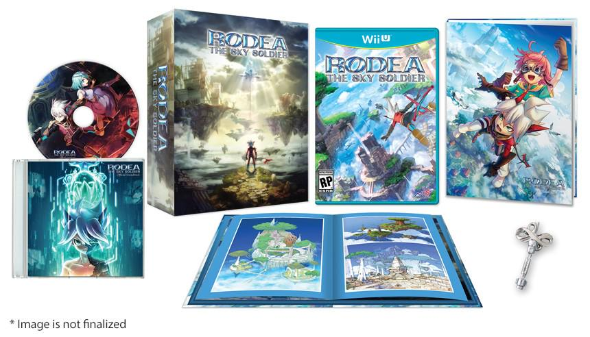 Photo of Rodea: The Sky Soldier's limited editions now available for pre-order