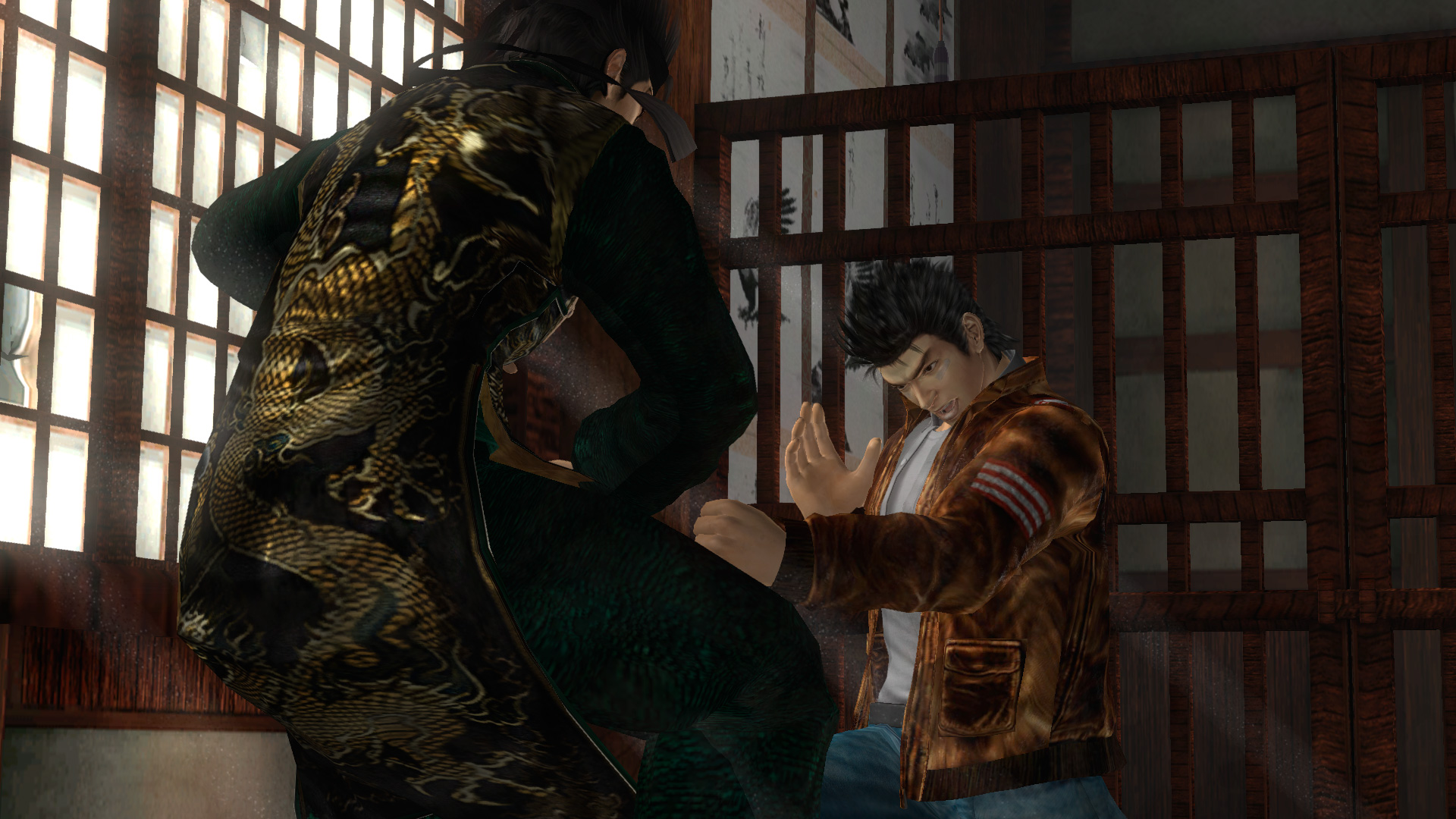 Photo of See the Dead or Alive 5 Shenmue mod in action