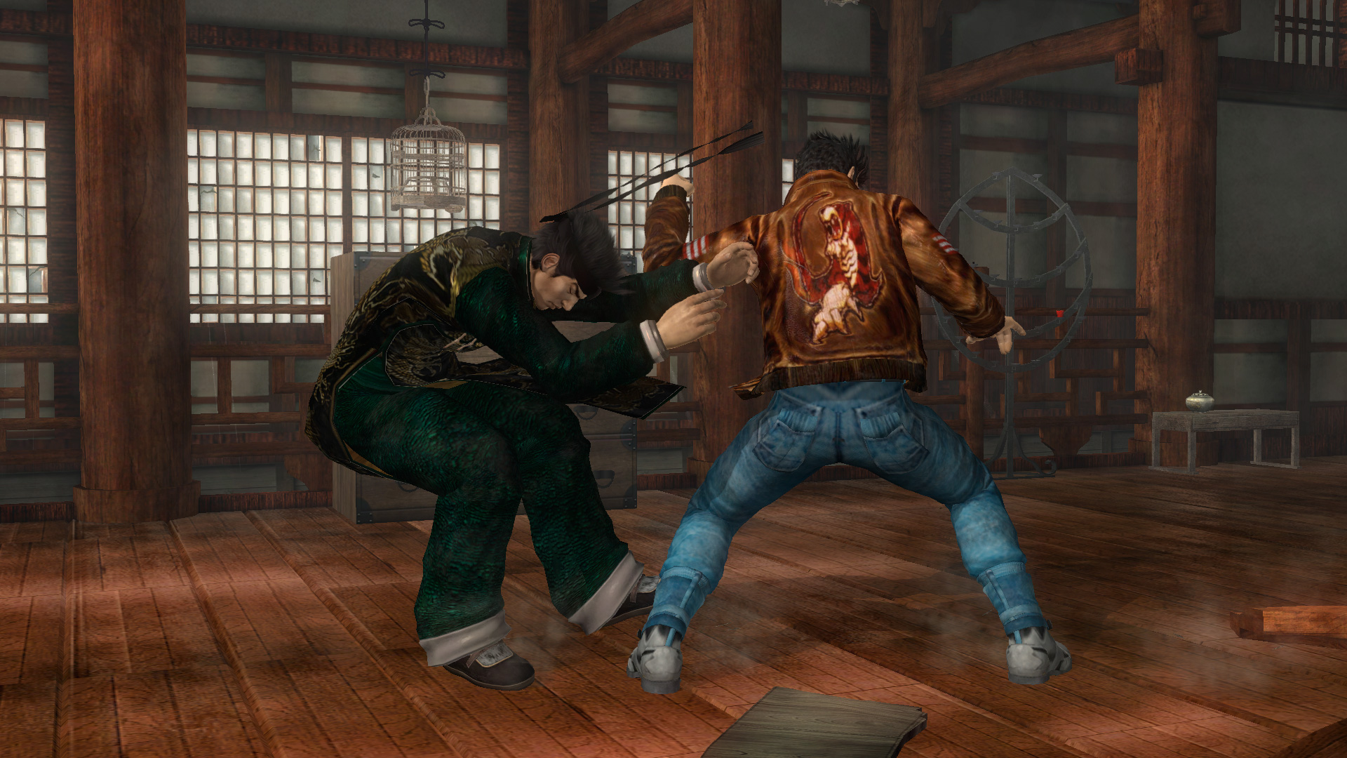 Shenmue Characters Modded Into Dead Or Alive 5 Sega Nerds