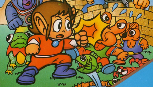 Photo of Alex Kidd in Radaxian Rumble aims to improve on Miracle World
