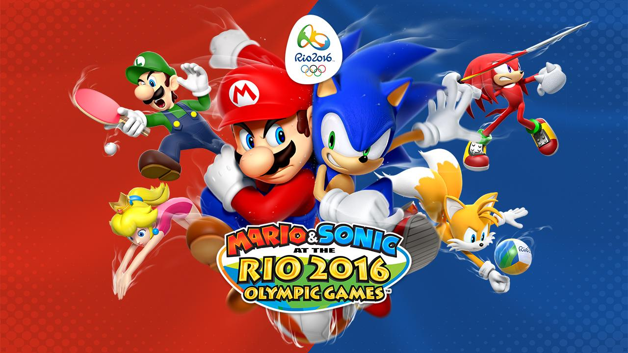 Photo of Nintendo announces Mario & Sonic at the Rio 2016 Olympic Games