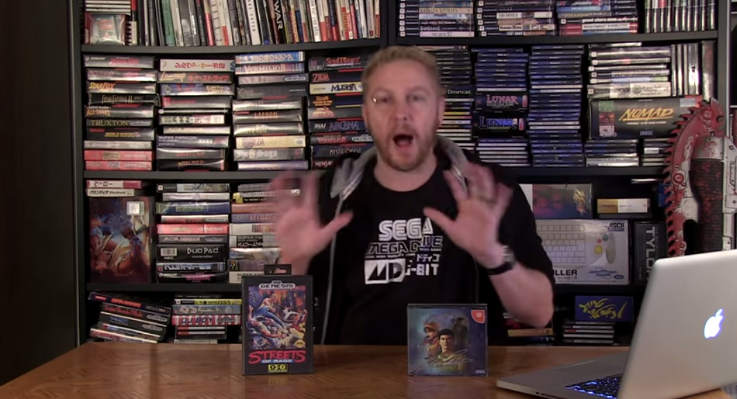 Photo of Happy Console Gamer talks Shenmue, Streets of Rage vinyls