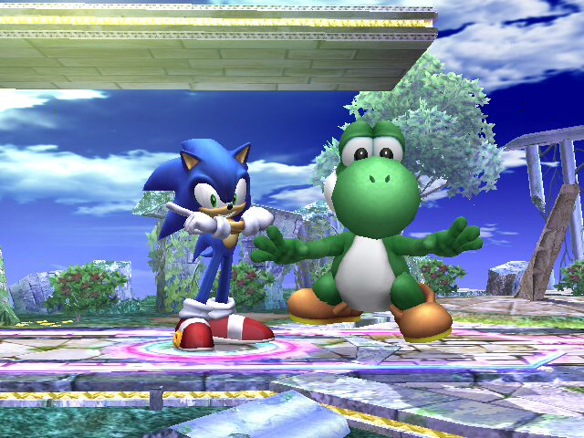 Photo of You can dress up Yoshi as Sonic in Yoshi's Woolly World