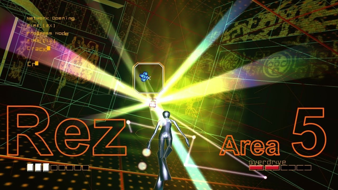 Photo of The missing song from Rez's soundtrack has been released