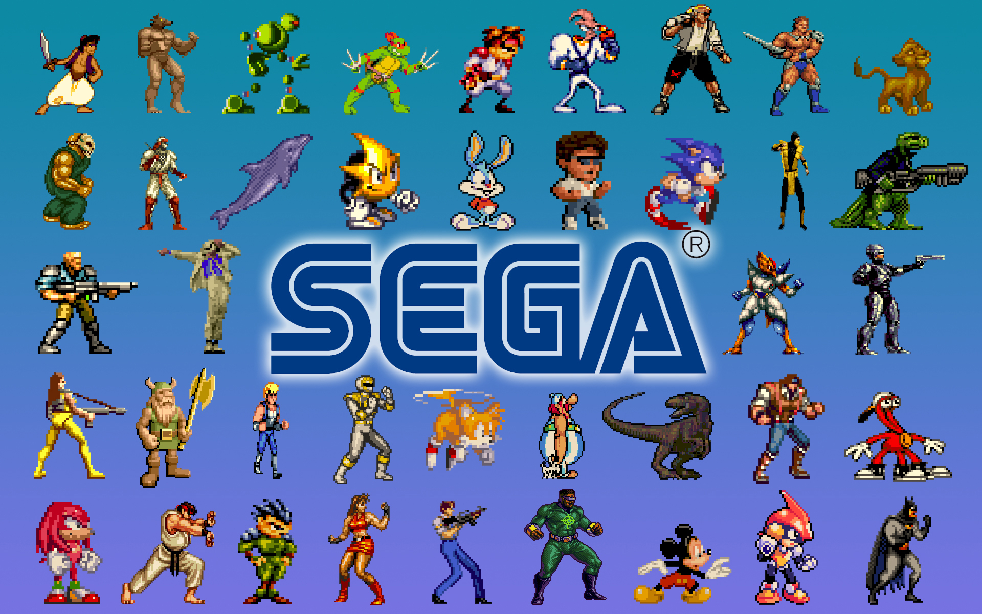 Photo of SEGA will release 47 digital game titles by March 2016