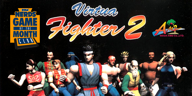 Photo of Virtua Fighter 2 is May's Game of the Month!
