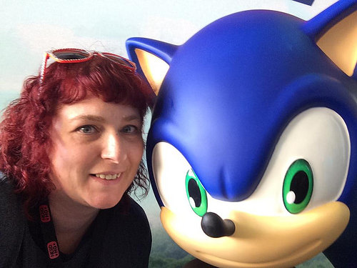 Photo of Social Media Admin Kellie Parker leaves SEGA, Aaron Webber returns