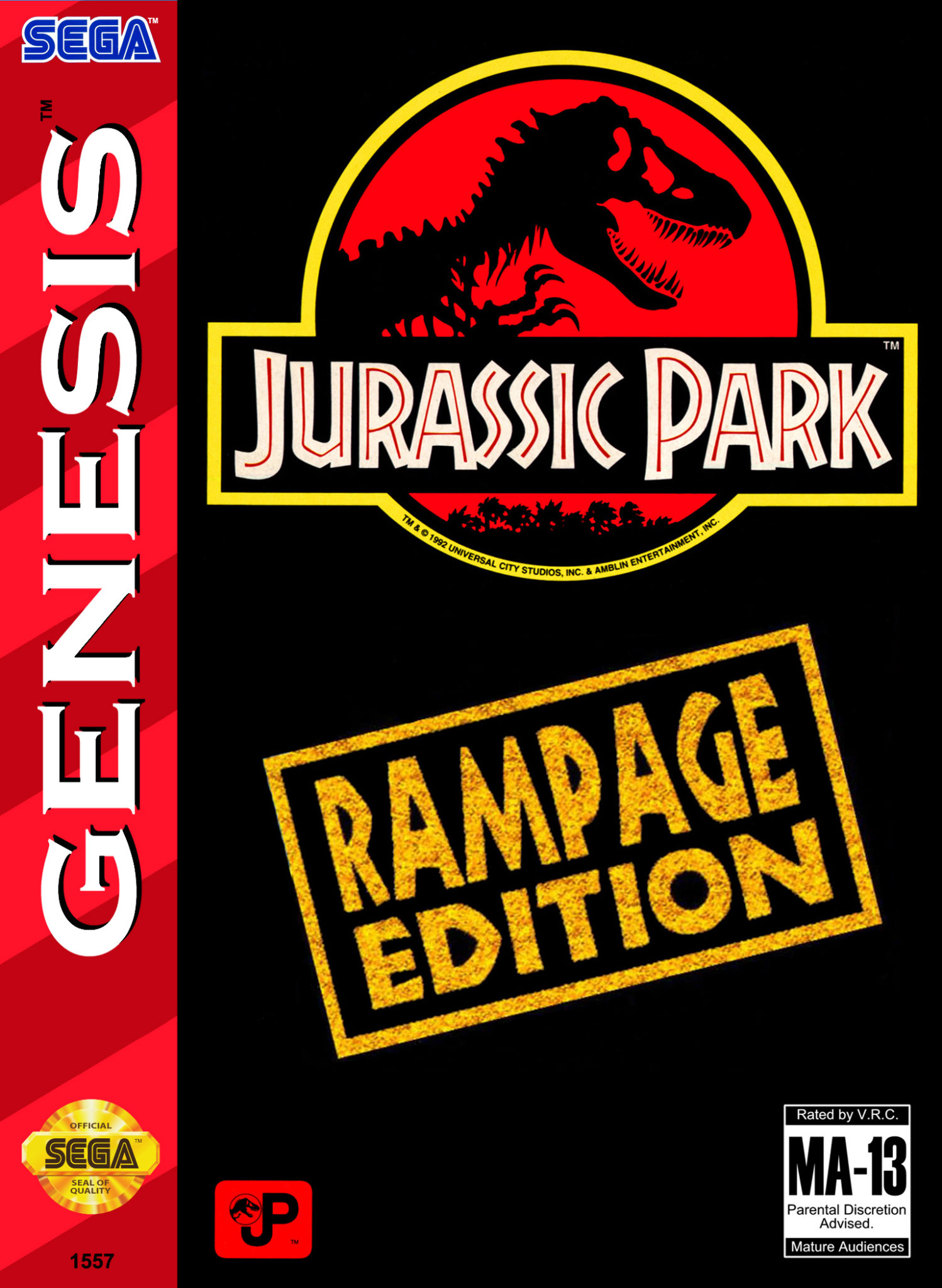 Retro_review_Jurassic_Park_rampage_Edition_box_art