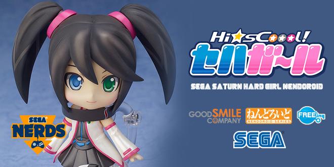 Sega Saturn nendoroid