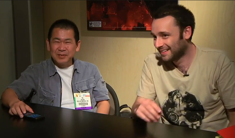 Photo of *Update* Former MGS 4 producer convinced Suzuki to create a Shenmue III Kickstarter