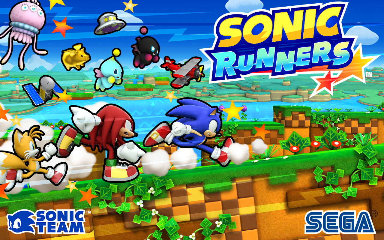 Photo of Sonic Runners launches worldwide on June 25th