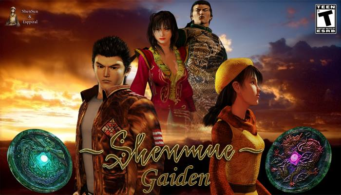 Photo of Shenmue Dojo members will be releasing a Shenmue visual novel in 2016