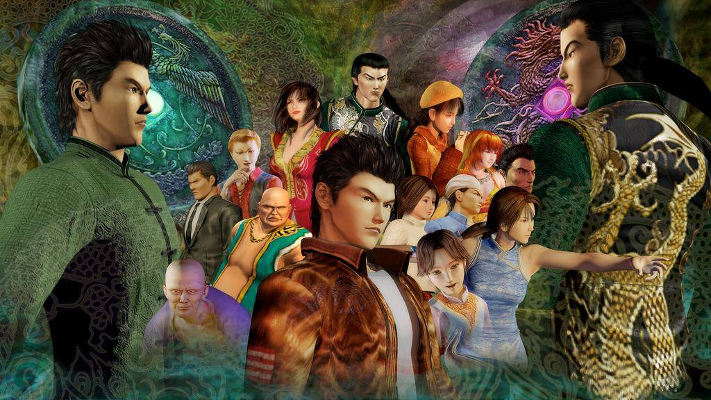 Photo of Shenmue III becomes the most funded video game in Kickstarter history
