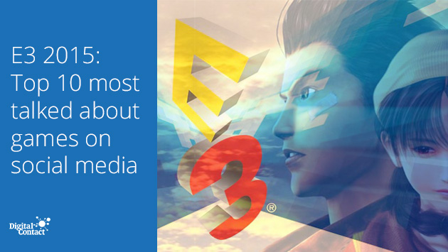 Photo of E3 2015: Shenmue 2nd most talked about game of show