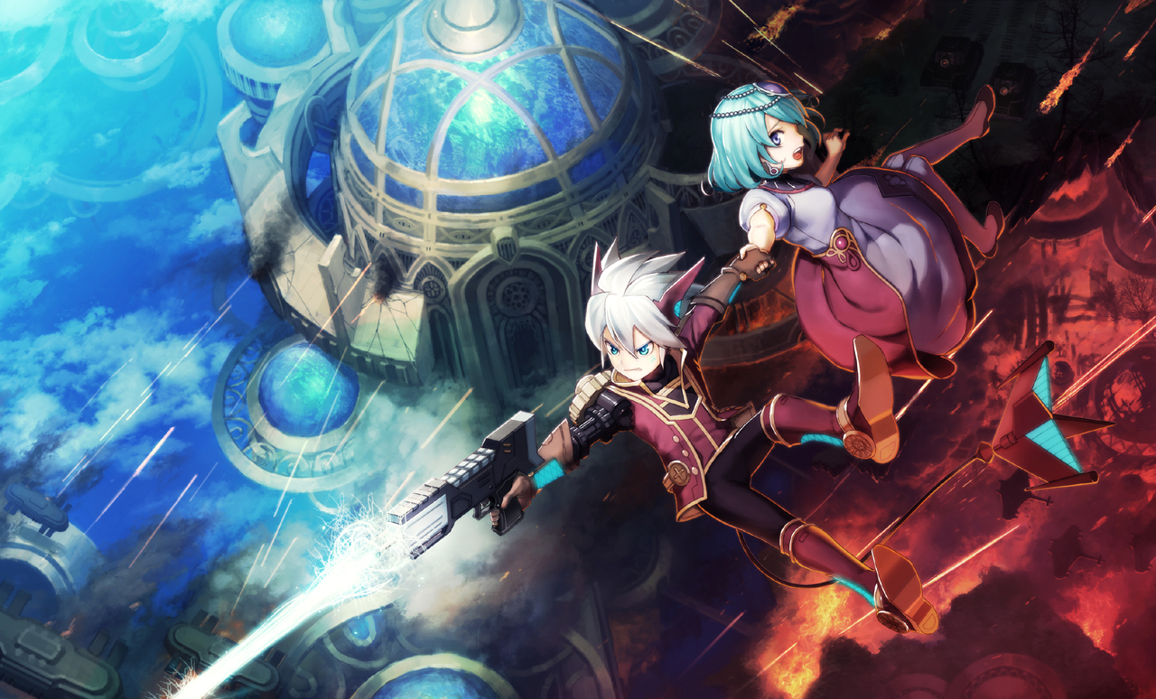 Photo of Check out this new gameplay trailer for Rodea the Sky Soldier