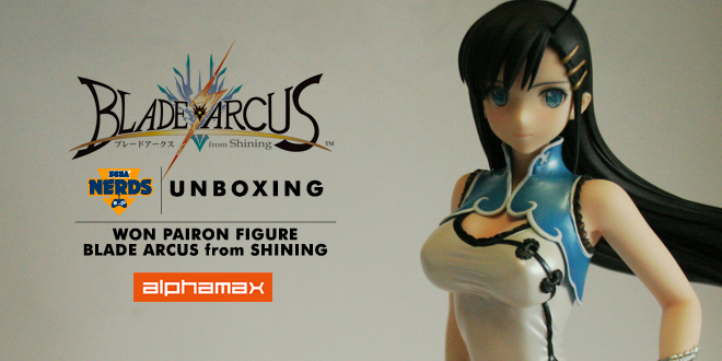 Photo of UNBOXING: Blade Arcus from Shining : Won Pairon figure