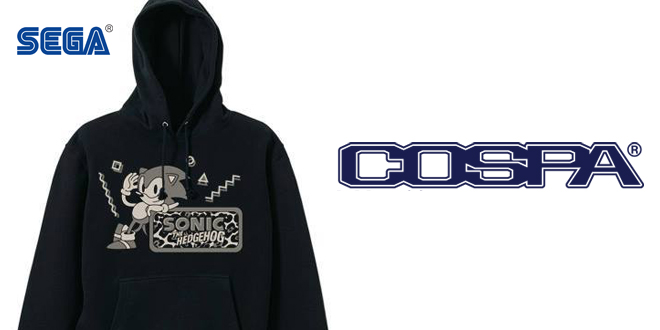 Photo of COSPA announces massive SEGA merch lineup & preorders