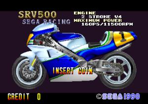 Arcade GP Rider