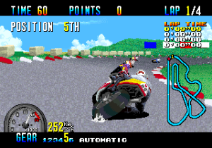 GP Rider Arcade 3