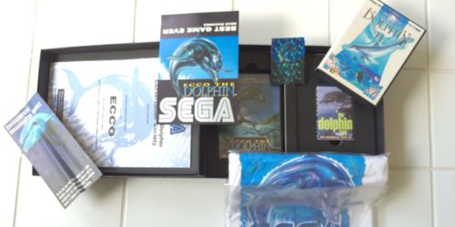Photo of Ed Annunciata posts Ecco The Dolphin Box Set on eBay