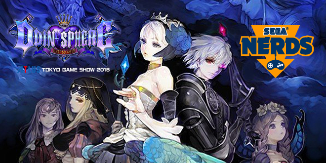 Photo of TGS 2015: Atlus: Odin Sphere: Leifthrasir