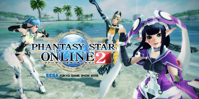 Photo of TGS 2015: Phantasy Star Online 2 PS4 Gallery