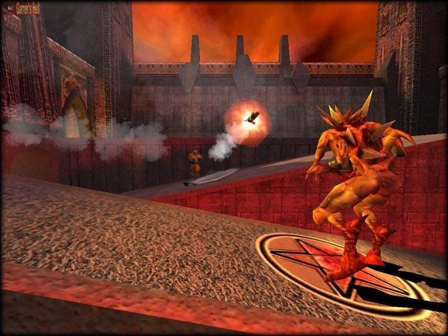 Retro Review: Quake III Arena | SEGA Nerds