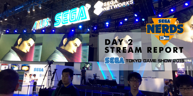 Photo of TGS 2015 : SEGA Day 2 Stream Hightlights