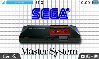 Photo of The SEGA Master System theme is now available for the 3DS