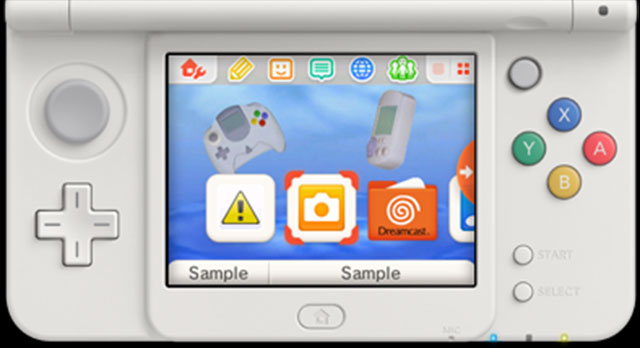 Photo of Six more SEGA console themes are coming to the 3DS