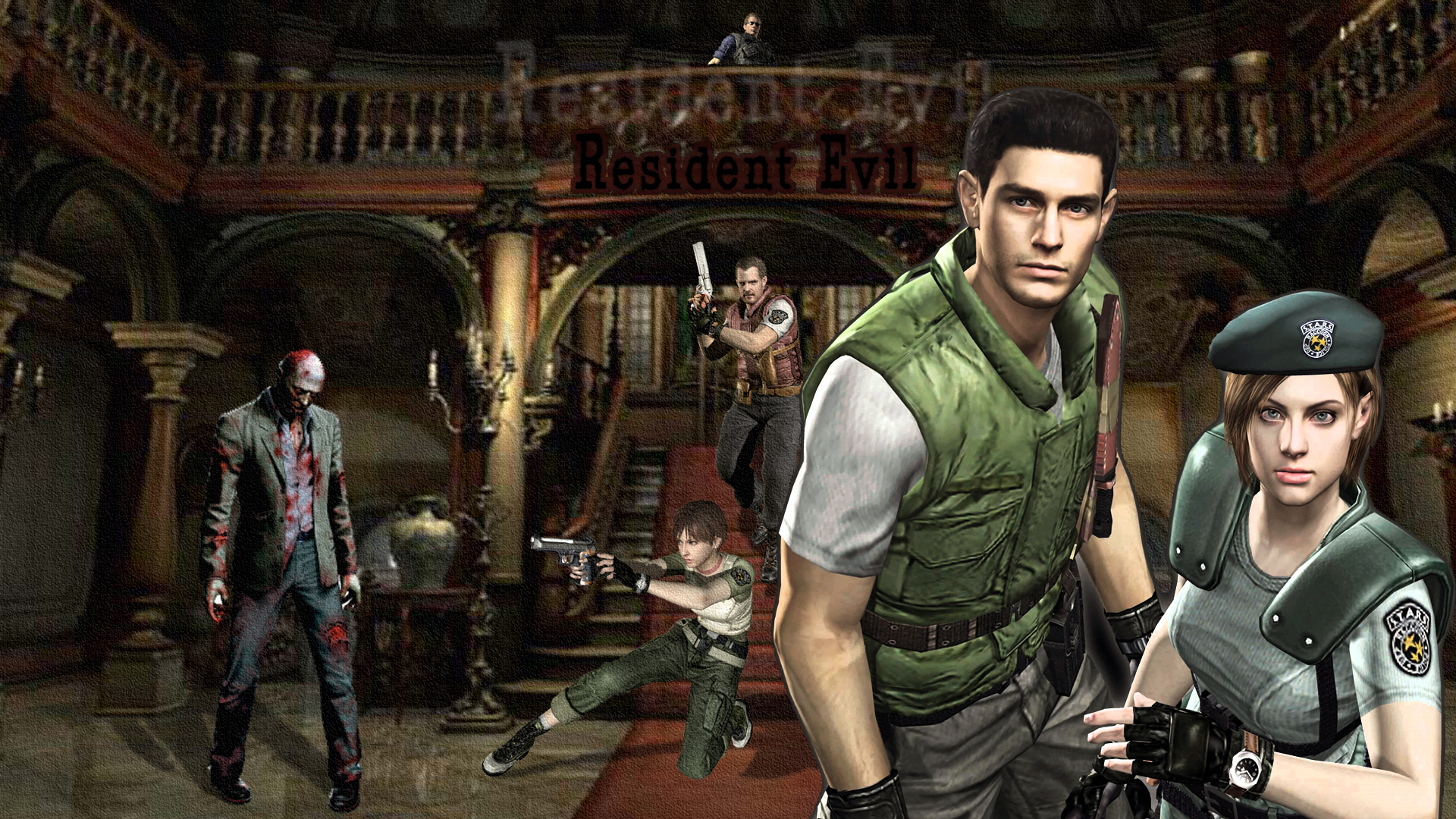 Photo of SEGA's Marza Animation Studios is making a Resident Evil animated movie