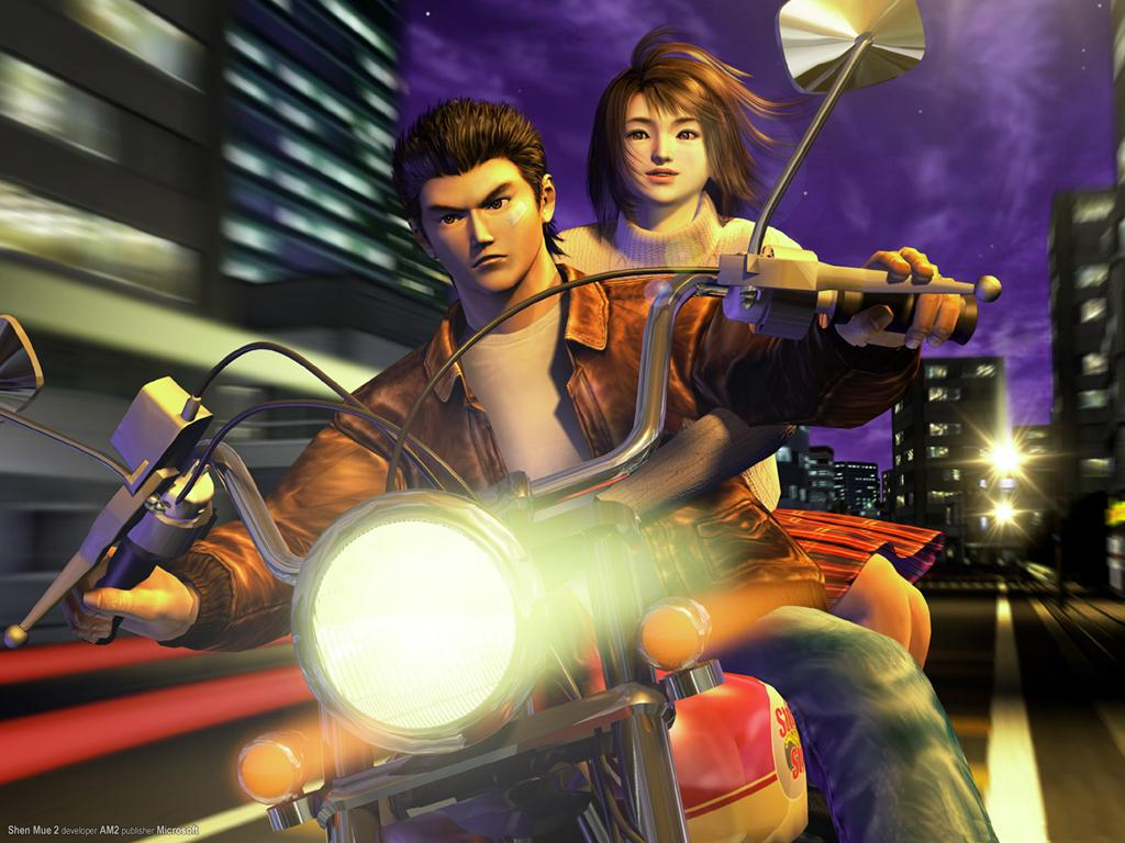 Photo of Shenmue HD Remasters are in 'Actively Pursuing' status