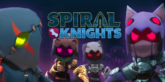Photo of Spiral Knights Halloween event has started!