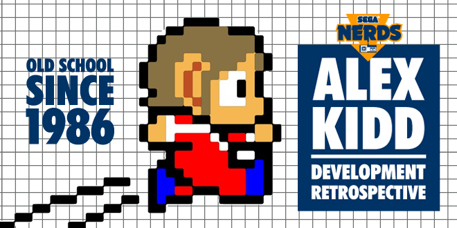 Photo of Retrospective: The development of Alex Kidd