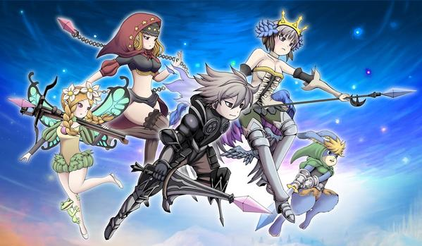 Photo of Odin Sphere Leifthrasir comic has been released