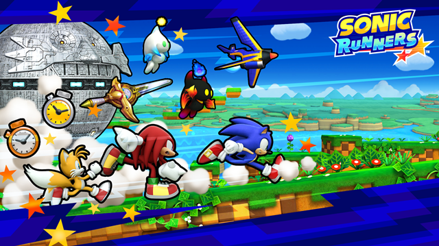 Photo of Sonic Runners Version 2.0 is out now!