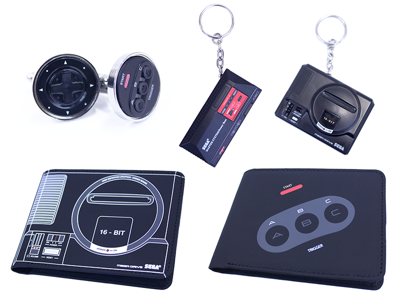 Photo of Review: Numskull SEGA accessories