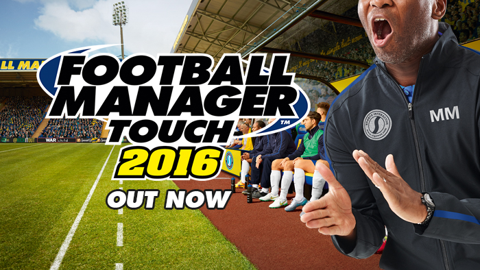 Photo of Football Manager Touch is out now!