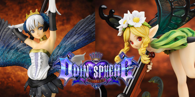 Photo of Alter re-releases Atlus Odin Sphere figures!