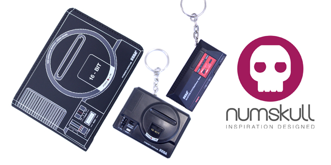 Photo of Numskull Designs launches new Official SEGA Hardware Merch