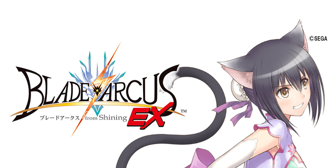 Photo of Blade Arcus from Shining EX: Rosalinda, Artina, Shaomei and Fenrir videos