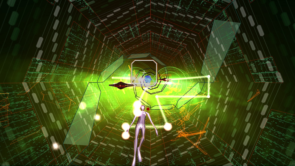 Photo of Check out the latest trailer for Rez Infinite