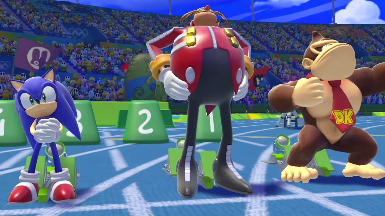 Photo of Here's the latest trailer for Mario & Sonic at the Rio 2016 Olympic Games