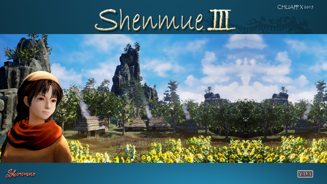 Photo of Shenmue III's latest update reveals a PayPal rewards poll and Suzuki's talk at CHUAPPX