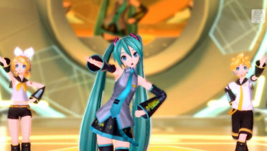 Photo of Project Diva X Songs PV No 3