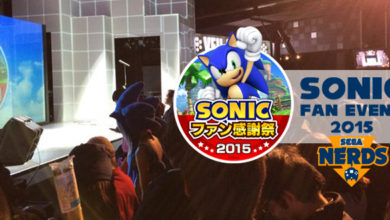 Photo of Here's everything that happened at the Sonic Fan Event 2015