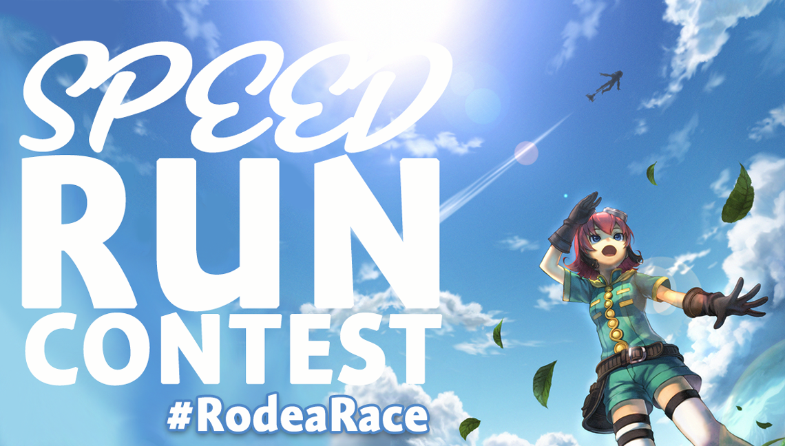 Photo of NIS America is doing a Rodea speed run contest