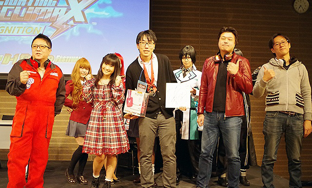 Photo of Fighting Climax Ignition producer dropped announcement at APM D-1 FIGHTING FESTIVAL