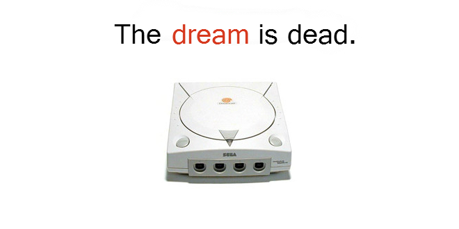 Sega dreamcast 2 clearing up the confusion surrounding the dreamcast 2